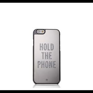 GUC! kate spade iPhone 6 hold the phone phone case